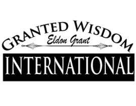 #231 para Logo Design for Granted Wisdom International por dkkthomas