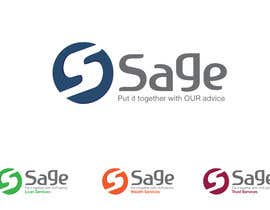 #131 for Logo Design for Sage by jtmarechal