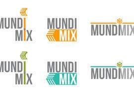#25 para Projetar um Logo MundiMix por mauriciochahad