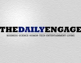 #69 para Design a Logo for The Daily Engage por allechgraph