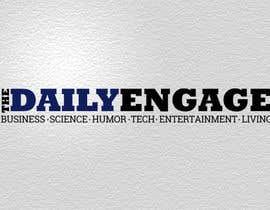 #70 para Design a Logo for The Daily Engage por allechgraph