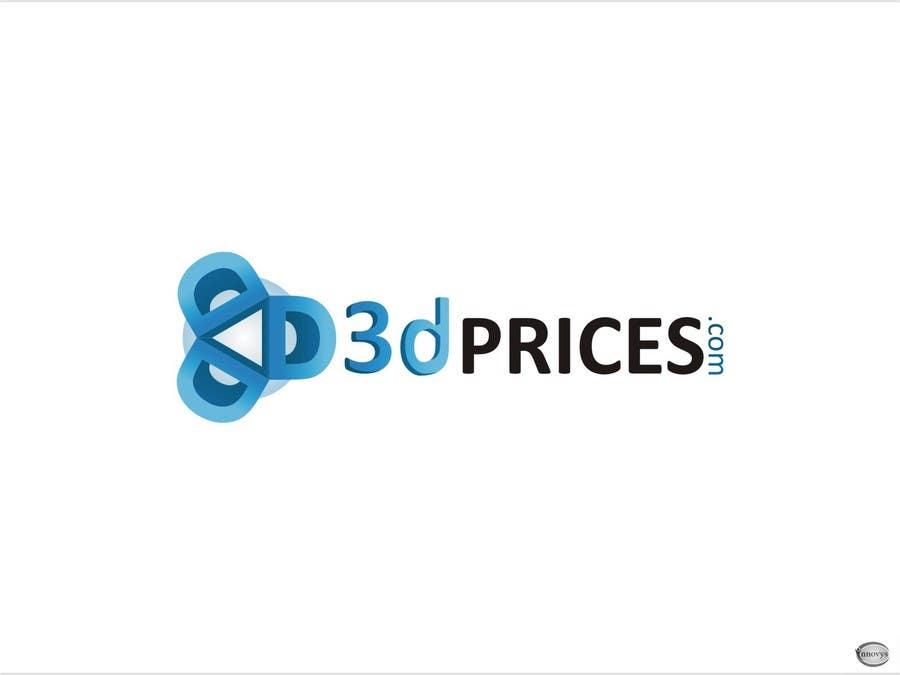 Proposition n°146 du concours Logo Design for 3dprices.com