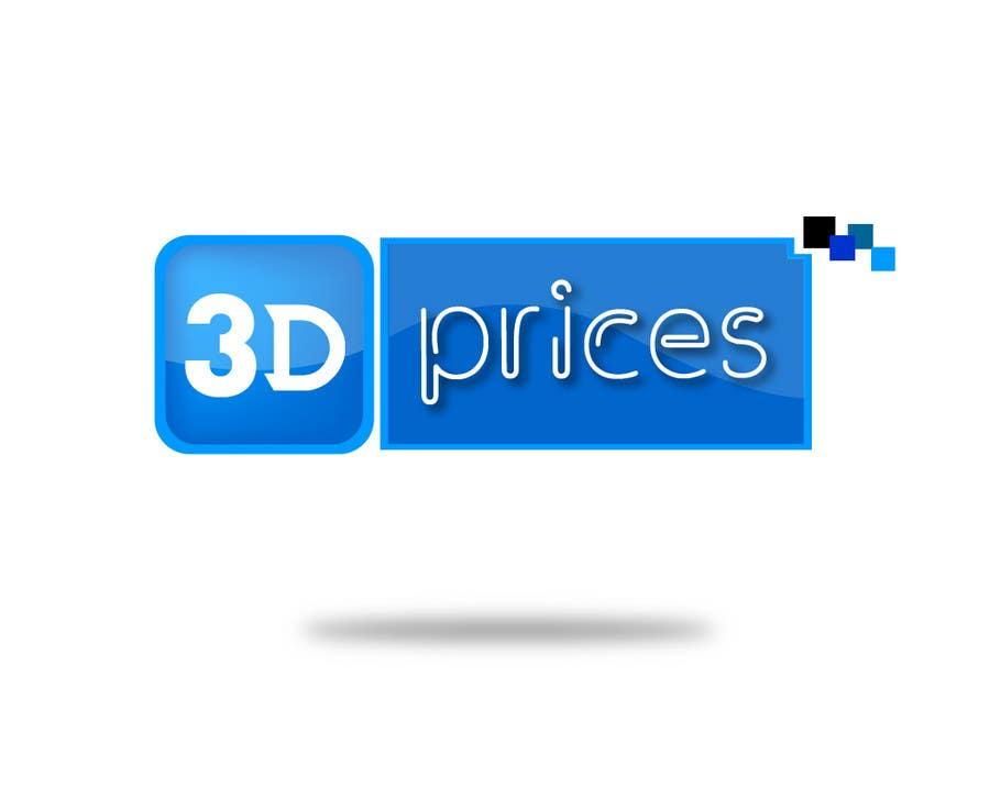 Конкурсная заявка №30 для Logo Design for 3dprices.com