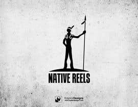 #8 for Native Reels - Logo Design af KaplarDesigns