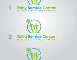 AWAIS0 tarafından Design a Logo for a new baby focused website için no 78