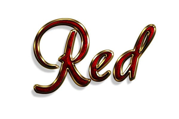 Bài tham dự cuộc thi #                                        83                                      cho                                         Logo Design for Red. This has been won. Please no more entries