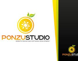 #91 for Logo Design for Ponzu Studio af Grupof5