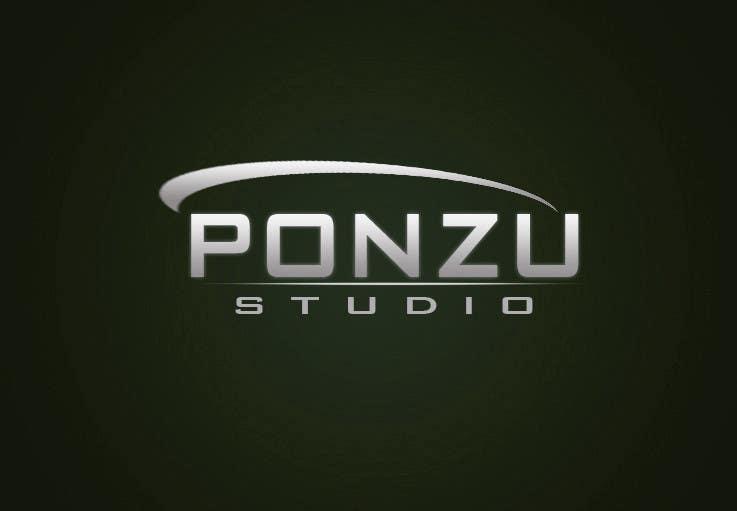 Конкурсная заявка №275 для Logo Design for Ponzu Studio