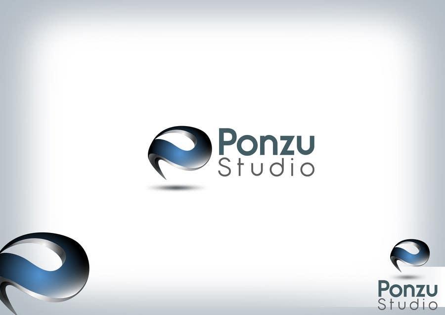 Конкурсная заявка №111 для Logo Design for Ponzu Studio