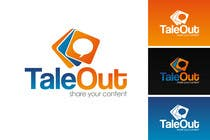 """Graphic Design Contest Entry #9 for Logo Design for """"TaleOut"""""""