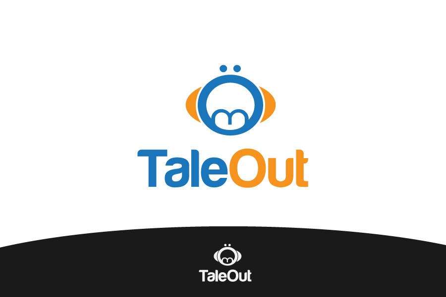 """Contest Entry #68 for Logo Design for """"TaleOut"""""""