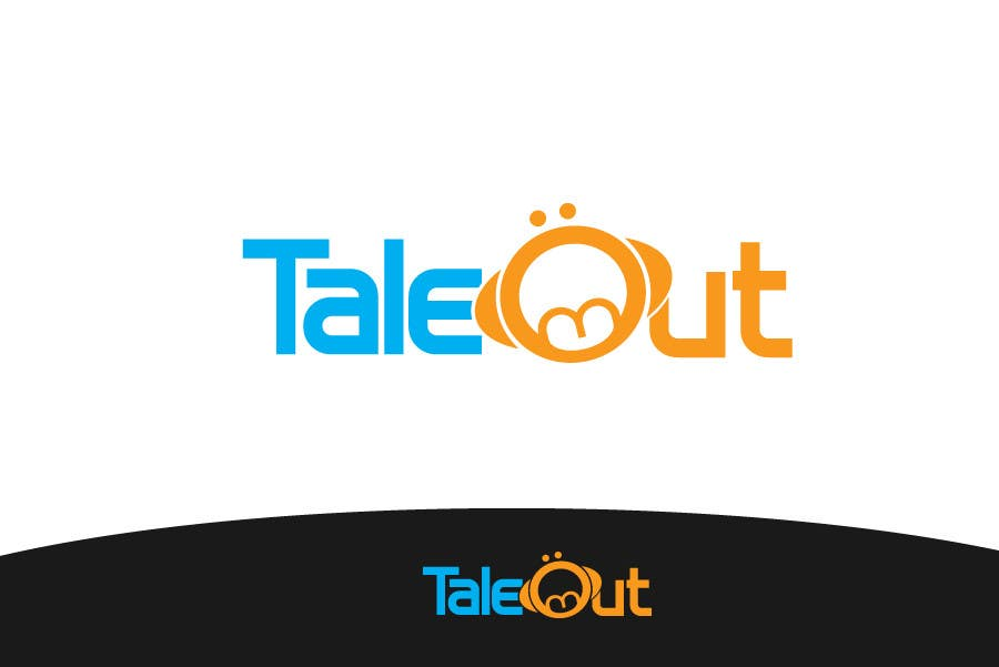 "Contest Entry #84 for Logo Design for ""TaleOut"""