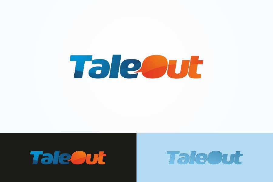 """Contest Entry #59 for Logo Design for """"TaleOut"""""""
