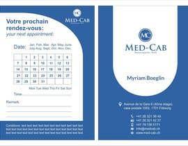 #9 untuk Design a Flyer 74x105mm for my hospital for appointments oleh zebraartstudio