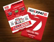 Contest Entry #16 for Design a Flyer for IPTV Company