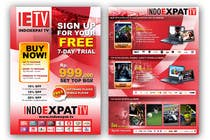 Contest Entry #17 for Design a Flyer for IPTV Company