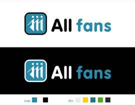"amisarc tarafından Design a Logo for ""All Fans"" için no 42"