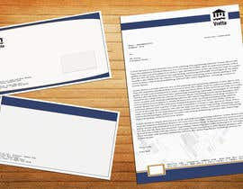 #12 untuk Design a template for our letters and envelopes oleh DannyDesigns