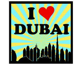 #18 for I Heart Dubai for sound activated LED shirt by greenpeacepait