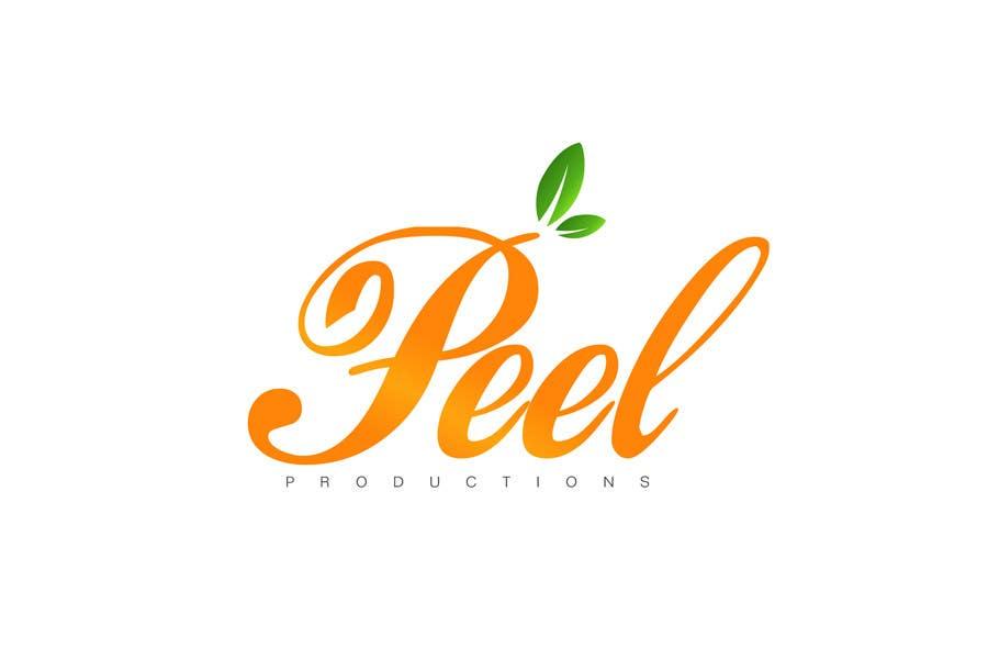 Penyertaan Peraduan #169 untuk Logo Design for Peel Productions