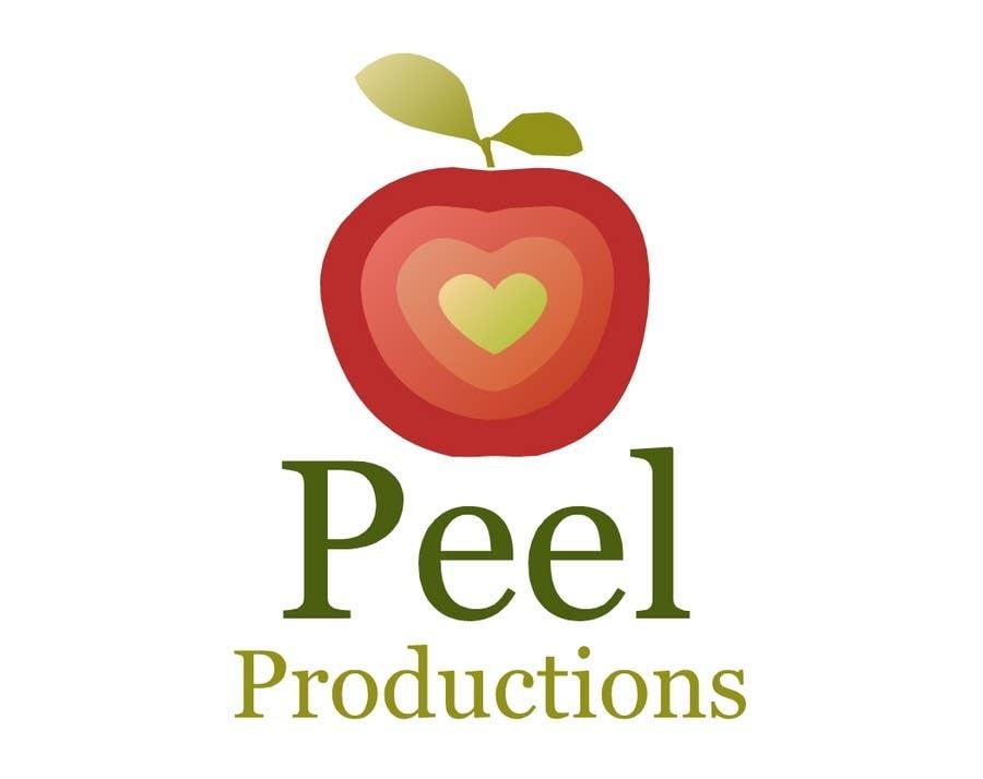 Penyertaan Peraduan #92 untuk Logo Design for Peel Productions