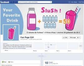ahmedzaghloul89 tarafından Concevez une page d'accueil Facebook için no 1