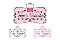 Graphic Design Konkurrenceindlæg #61 for Logo Design for Kate's Cupcakes