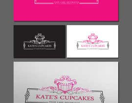 nº 71 pour Logo Design for Kate's Cupcakes par Decafe