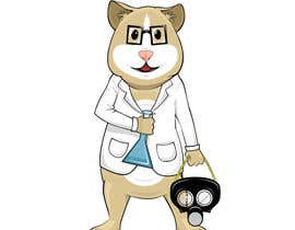 #2 untuk Design a Guinea Pig  logo and character for online store! oleh JulianoMM90