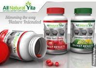 Proposition n° 42 du concours Graphic Design pour Design a supplement Bottle Label for All Natural Vita