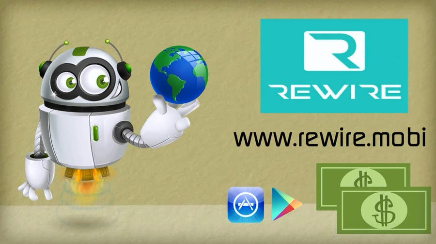Contest Entry 6 For Create An Animation Rewire App