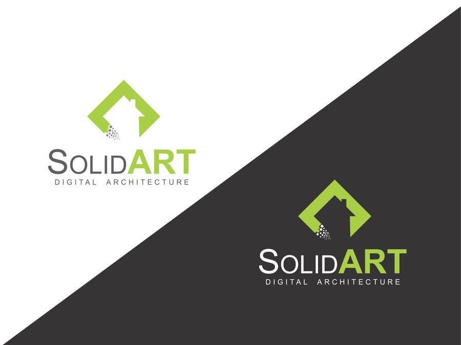 Entry #144 by strateduard for Logo and Business Card for 3D Artist ...