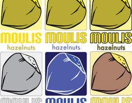 #202 para Design a logo for the company that grows hazelnuts por Mazdalin
