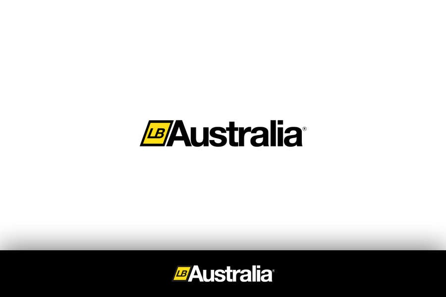 Konkurrenceindlæg #236 for Logo Design for LB Australia