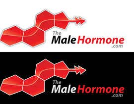 #332 for Logo Design for TheMaleHormone.com af misutase