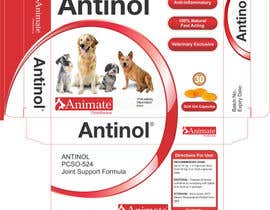 nº 40 pour Design a Logo for veterinary product for dogs and cats par ShadowWeaver