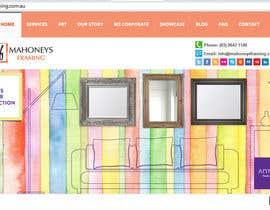 #2 cho Design a Banner for Custom Framing business bởi samazran