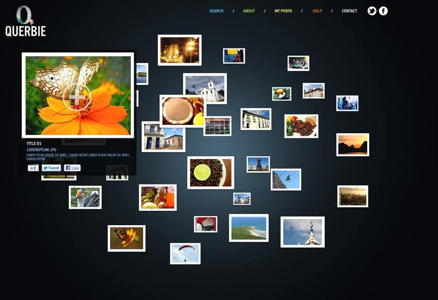 Конкурсная заявка №84 для Website Design for querbie.com