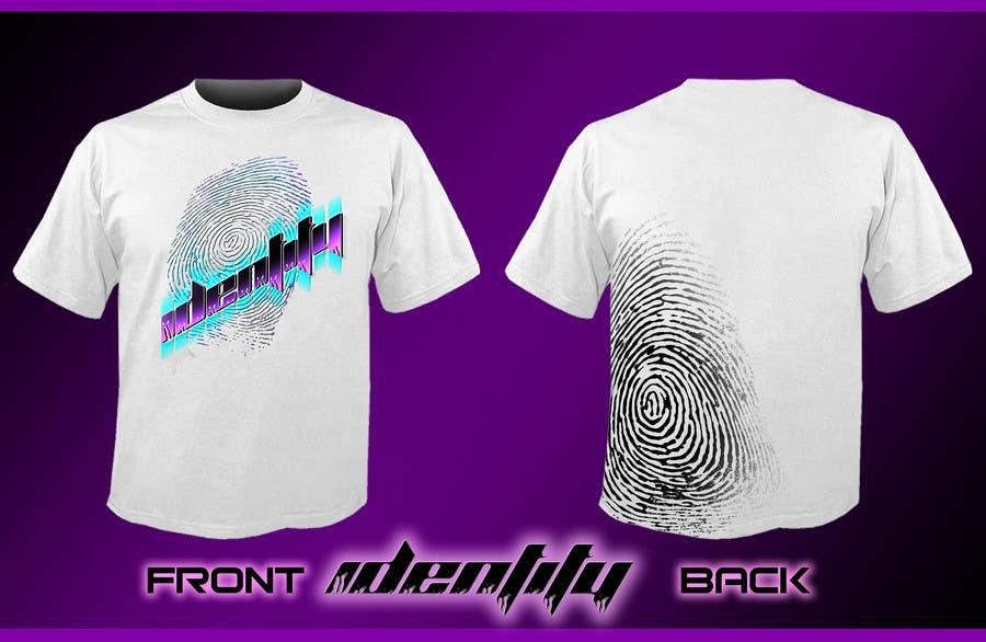 Konkurrenceindlæg #99 for T-shirt Design for IDENTITY