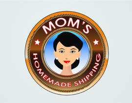 #118 cho Logo Design for Mom's Homemade Shipping bởi mokhlis88