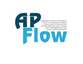 #53 para Design a Logo for AP Flow de prakashivapm