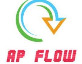 #2 para Design a Logo for AP Flow de Naimurdurjay