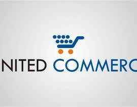 simpleblast tarafından Design a Logo for E-Commerce Company 'United Commerce' için no 247