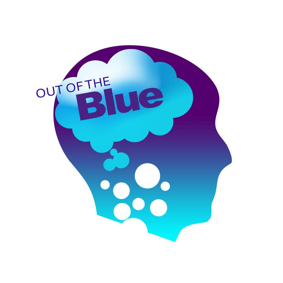 """#77 for Design Logo for """"Out of the Blue"""" by icanhelpya"""