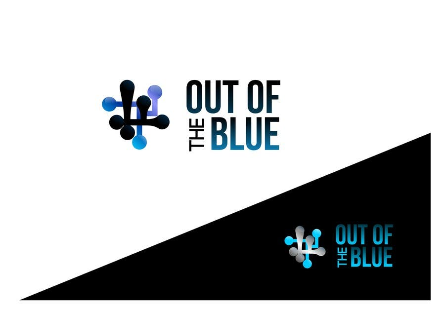 """#65 for Design Logo for """"Out of the Blue"""" by tinaszerencses"""