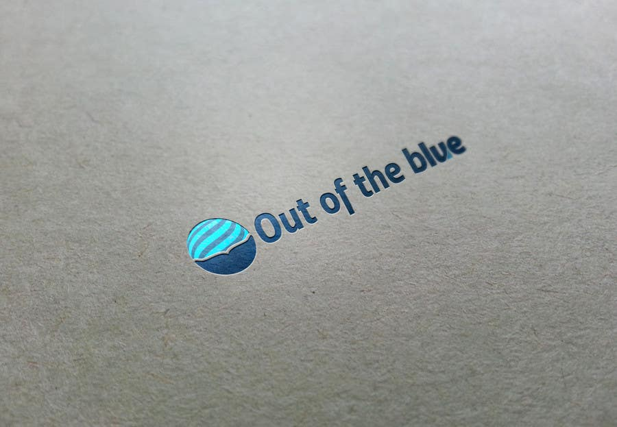 """#18 for Design Logo for """"Out of the Blue"""" by manuel0827"""