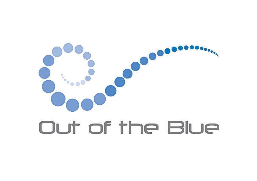 """#104 for Design Logo for """"Out of the Blue"""" by AmyHarmz"""
