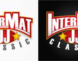 #70 para Logo Design for InterMat JJ Classic por OfficialE