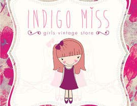 #30 para Design a Logo for Little Girls Vintage Clothing Company. por soloheidi