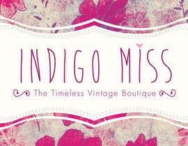 #37 para Design a Logo for Little Girls Vintage Clothing Company. por soloheidi